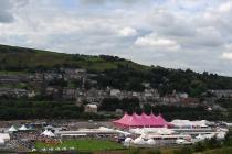 Maes Eisteddfod Genedlaethol 2010