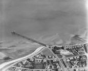Rhos-on-Sea pier, 1934