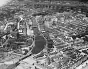 Sea Pound, Glamorganshire Canal, Cardiff, 1921
