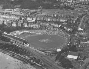 St Helens Cricket & Rugby grounds, Swansea,...