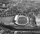 Cardiff Arms Park, 1948