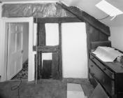 Interior, Egryn Hall, Dyffryn Ardudwy, c.1954
