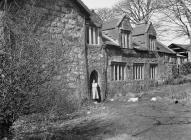 Egryn Hall, Dyffryn Ardudwy, c. 1954