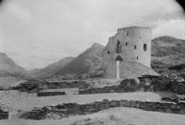 Dolbadarn Castle, 1956