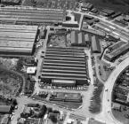 Mettoy Factory, Fforest Fach, 1972