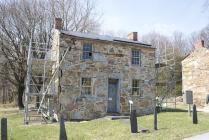 Coulsontown Slate Workers Cottage, Delta, PA
