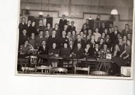 Acme Wheelers Cycling Club, 1940s