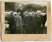 Edward VIII's visit to Pontypridd, 1930