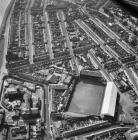 Swansea Prison & Vetch Field, Swansea, 1959