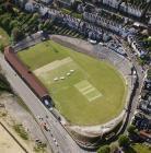 St Helen's cricket ground, Swansea, 1975