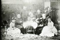 Reverend William Herbert and Family
