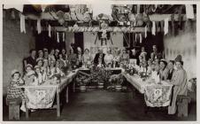 A Coronation Party in Aberystwyth