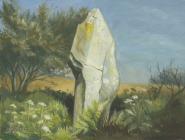 Maen Gwyn Hir Standing Stone