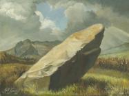 Parc Hen Standing Stone, Llanwnda