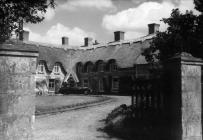 Laleston Cottage, 1957