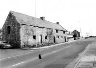 Old Farmhouse, Laleston, 1977