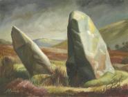 Tafarn-y-Bwlch Stone Pair