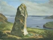 Harold Stone Standing Stone, Skomer Island
