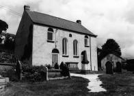 Smyrna Baptist Chapel, Penyfai, 1977