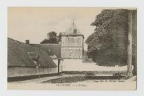 Postcard of the Village, front [image 1 of 2]