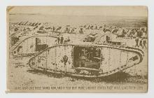 Postcard, 1918, front [image 1 of 2]
