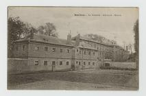 Postcard of Doullens infirmary, France, front ...