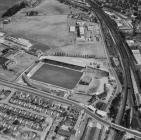 The Racecourse Ground, Wrexham, 1976
