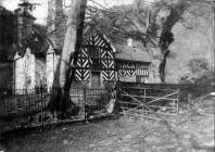 Plas Uchaf, World's End, in the 1920s