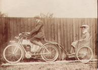 Emma and William Marsh
