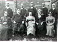 Group photo c1890s