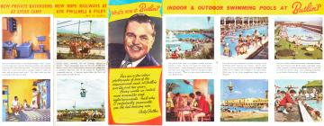 Butlins Holiday Camp Brochure p1