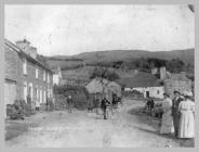 Golygfa o Gwmystwyth 2