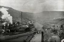 "The archetypal image of industrial Wales -"" the..."