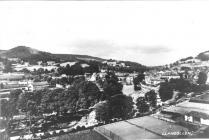 View towards Llangollen