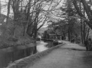 Llangollen Wharf