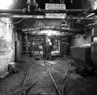 Cwmtillery Colliery pit bottom, 22 November 1977