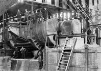 In 1929 a new 1,500 ton hot metal receiver,...