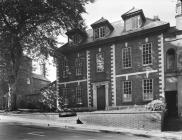 GROVE HOUSE;GELLI TY NANT;61 VALE STREET, DENBIGH