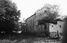 PONTYSGAWRHYD CORN MILL, MEIFOD