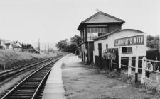 LLANRHYSTYD ROAD RAILWAY STATION, LLANFARIAN
