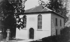 SALEM WELSH BAPTIST CHURCH, MEIDRIM;MEIDRYM