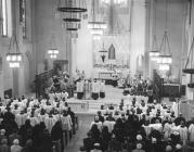 ST DAVID'S ROMAN CATHOLIC CATHEDRAL CHURCH...