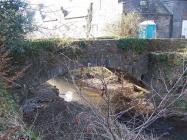 CASTELL MALGWYN BRIDGE 3; CASTLE MALGWYN