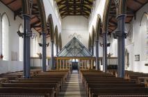 ST MARY'S NEW CHURCH;ST DAVID'S...