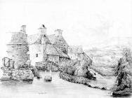 Sketch of Aberdare, by one of the Bacon Sisters...