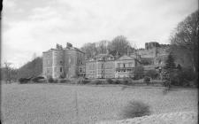 Penrice Castle, 1938