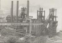 Ebbw Vale Steelworks, 1970