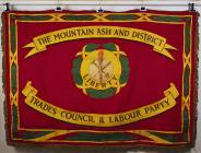 Banner titled 'The Mountain Ash and...