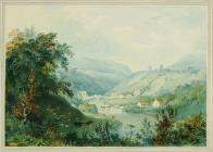 'Pont-y-Cappel' by Penry Williams,...