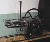 Model of Trevithick's 'Penydarren&...